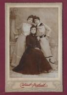 180520B - PHOTO CABINET PORTRAIT CHAMI KEZEH Cie CAIRE EGYPTE 1903 - Caïro