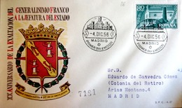 Carta España - Espagne