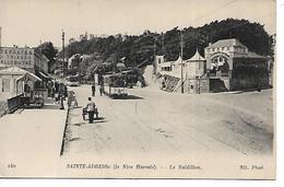 76 - SAINTE ADRESSE - Le Raidillon  (Animée - Tramway) - Sainte Adresse