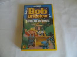 "E5 "" Bob Le Bricoleur "" - Dessins Animés"
