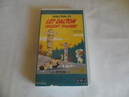 """E6 """" Les Dalton Courent Toujours """" - Dessins Animés"""