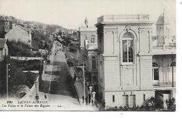 76 - SAINTE ADRESSE - Les Villas Et Le Palais Des Régates - Sainte Adresse