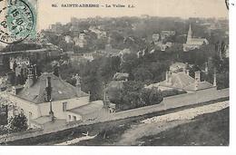 76 - SAINTE ADRESSE - La Vallée  (1904) - Sainte Adresse