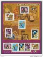 France Bloc Feuillet Neuf Luxe ** 2001 N° 35 Le Siecle Au Fil Du Timbre Casimir Faciale 4.60€ Lot Vendu Sous Facial - Nuovi