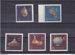URSS 1964 PALAIS DES ARMURES Yvert 2904-2908 NEUF** MNH - 1923-1991 URSS
