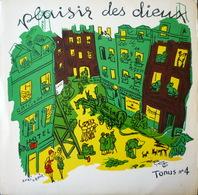 PLAISIR DES DIEUX - 25 Cm - 33T - Disque Vinyle - Anthologie Des Chansons De La Salle De Garde - 145 - Ohne Zuordnung