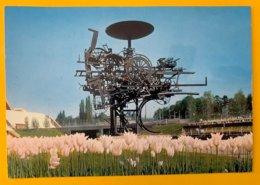 12536 - Jean Tinguely La Métamécanique  Exposition Nationale Lausanne 1964 - Sculptures