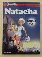 Natacha 5 Double Vol 1993 TTBE - Art