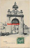 Toledo - Puerta De Alcantara - Toledo