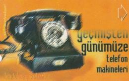 Turkey, TR-TT-N-0131a, Bindokuzyüzotuzbir - 1931, Telephone Sets From Past Till Present 2, 2 Scans, - Turchia