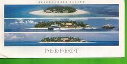 CO Beachcomber Island - Mamanuca Group - Figi