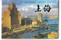 """Chine Un Lot De 20 Cartes Neuves """"Vue De Shangai"""""""" - 1949 - ... People's Republic"""