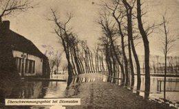 DIXMUDE- Überschwemmungsgebiet  EERST WERELDOORLOG BELGIË BELGIQUE 1914/18 WWI WWICOLLECTION - Guerre 1914-18