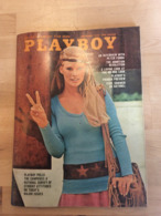 Original Playboy US Magazine September 1970 - Wear And Tear (see Picture) - Complete - Erotiques (…-1960)