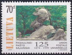 LITAUEN 1999 Mi-Nr. 700 ** MNH - Lituanie