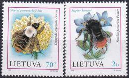 LITAUEN 1999 Mi-Nr. 698/99 ** MNH - Lituanie