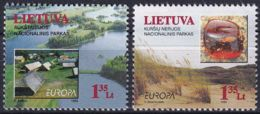LITAUEN 1999 Mi-Nr. 693/94 ** MNH - Lituanie