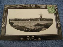 C.P.A.- Océanie - Australie - Sydney - Fort Denison - 1910 - SUP - (DA 21) - Sydney