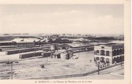 DJIBOUTI(GARE) - Djibouti