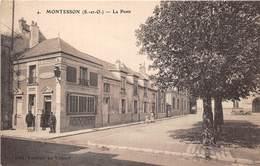 78-MONTESSON- LA POSTE - Montesson