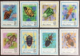 Vietnam 1982 Harmful Insects MNH - Insectes
