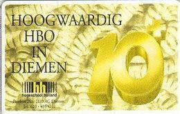 Netherland - Chip - HBO Bank In Diemen - Niederlande