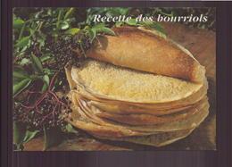 RECETTE DES BOURRIOLS - Recepten (kook)