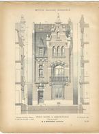 PETITES MAISONS MODERNES - Petit Hôtel à BERCK-PLAGE (Pas-de-Calais) - Architecture  - Rivoalen - Architecte Montarnal - Architecture