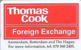 Netherland - Chip - Thomas Cook - Reisen - Foreign Exchange - Niederlande