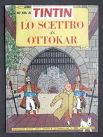Fumetti Gli Albi Di Tintin - Lo Scettro Di Ottokar - Anno II - N. 4 - 1966 - Livres, BD, Revues
