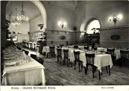 ROMA  GRANDE RISTORANTE ROMA Piazza Pell 38 RV - Cafés, Hôtels & Restaurants