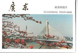 """Chine Un Lot De 20 Cartes Neuves """"Vue De Guangdong"""" - 1949 - ... People's Republic"""