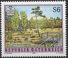 1995 Austria Österreich   Mi. 2156    **MNH Wald- Und Moorlehrpfad, Heidenreichstein - 1945-.... 2. Republik