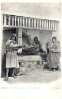 TUNISIE - Le Ftairi (marchand De Beignets) - Postkaarten