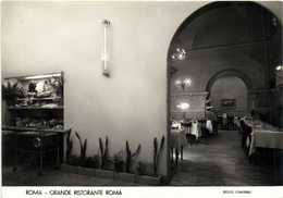 GRANDE RITORANTE  ROMA Piazza Poli 38 2 RV - Cafés, Hôtels & Restaurants