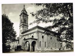 XW 2053 Imola (Bologna) - Santuario Basilica Del Piratello / Viaggiata 1958 - Imola