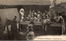 MISSIONS  D AFRIQUE INAUDI AFRICAIN - Misiones