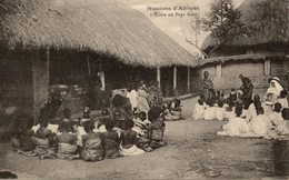 MISSIONS  D AFRIQUE  L ECOLE EN PAYS NOIR - Misiones