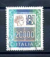 1987 REP. IT. N.1442B 20000 Lire - 1981-90: Usati