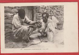 CPA: Ethiopie - Mission D'Abyssinie - Le Café - Ethiopia