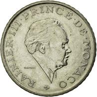 Monnaie, Monaco, Rainier III, 2 Francs, 1982, TTB, Nickel, Gadoury:MC 151 - 1960-2001 Nouveaux Francs