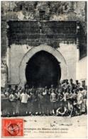 SETTAT - Porte Intéreiure De La Casbah - Marokko