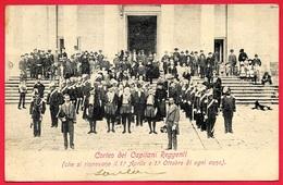 CPA Cartolina Postale Repubblica Di S. MARINO : Corteo Dei Capitani Reggenti ...° Edizione Bazar Emporio Rimini * San - San Marino
