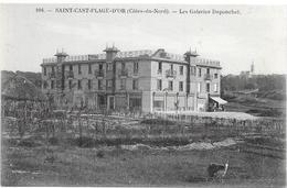 SAINT CAST PLAGE D'OR : LES GALERIES DUPONCHEL - France