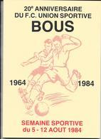 BOUS 20 Ans FC Union Sportive - History