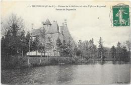PLEUDIHEN : CHATEAU DE LA BELLIERE - Sonstige Gemeinden