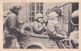 Bastogne Mac Aulife Et Patton - Guerre 1939-45