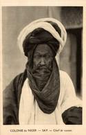 COLONIE DU NIGER SAY CHEF DE CANTON - Niger