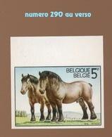 Cheval De Trait.pour Le Fermier. Tirage De 1000 Ex En NON D ENTELE - Landbouw