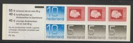 Nederland  PB 20 A - Booklets